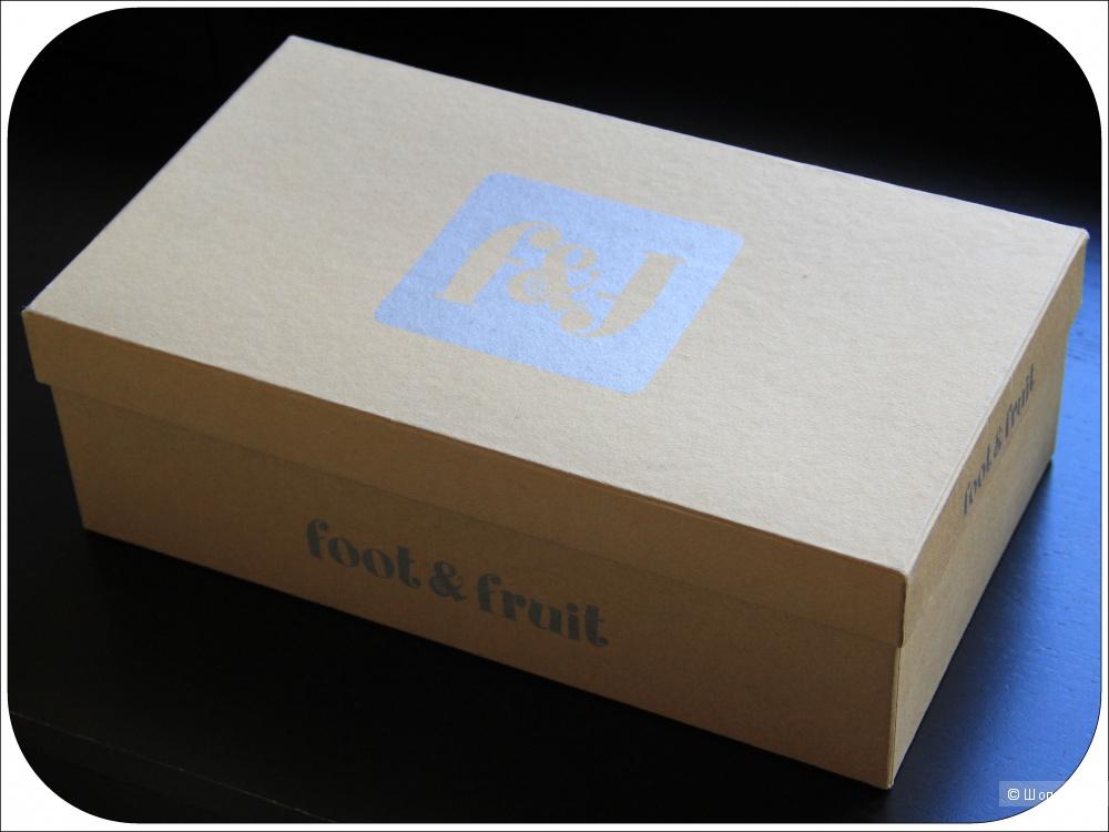 Туфли-лодочки Foot&Fruit, размер 39