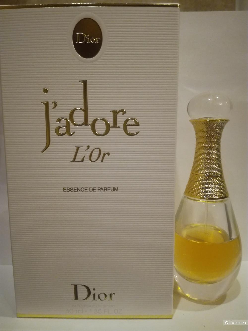 Парфюм J'Adore L'Or, Dior 40 мл.