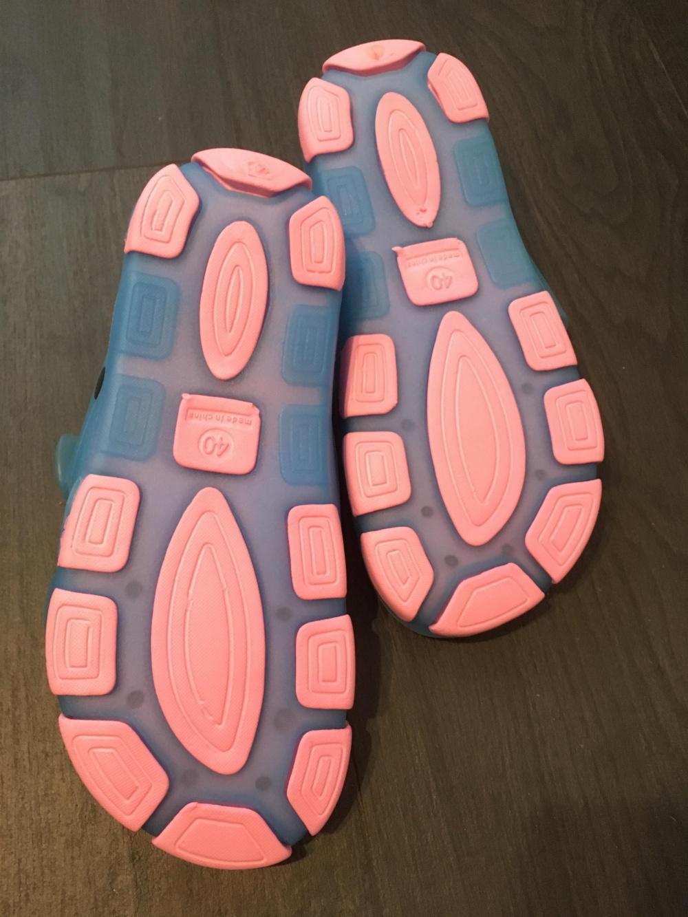 Шлепки резиновые Noname, 40 размер