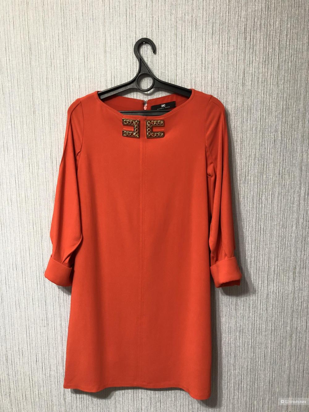 Платье elisabetta franchi размер 40