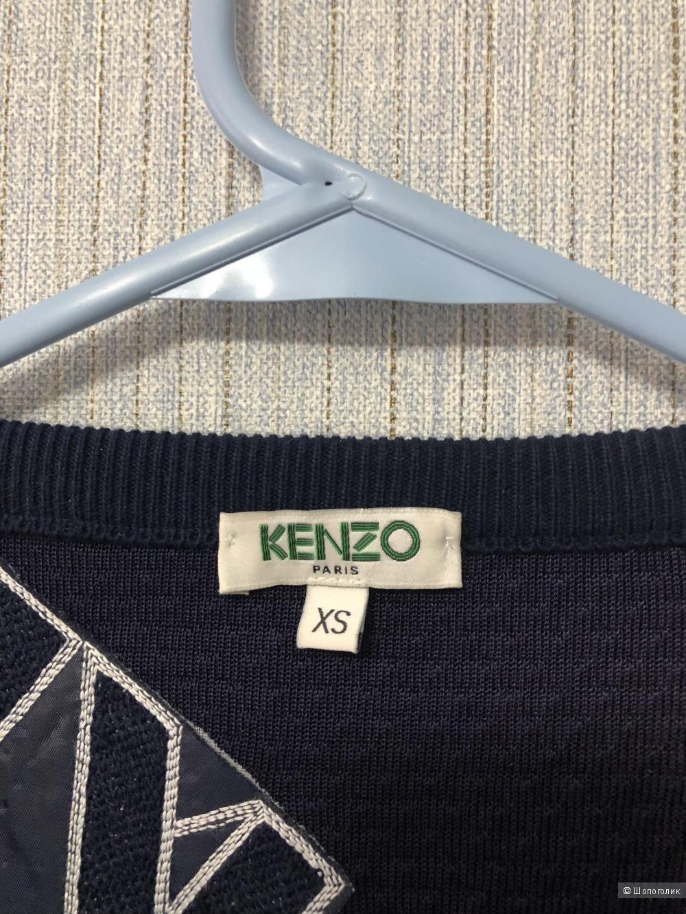 Свитшот Kenzo размер 40/42/44