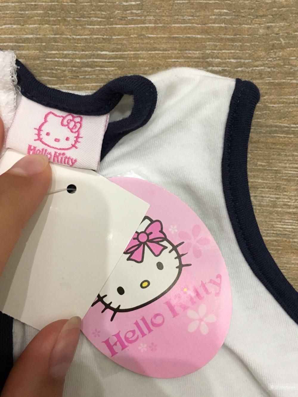 Туника Hello Kitty, на 6 месяцев