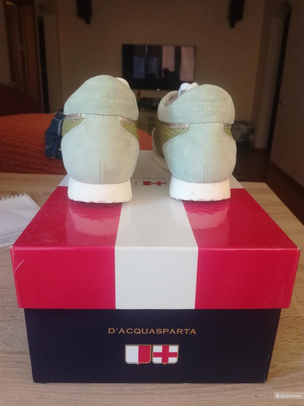 Кроссовки D'ACQUASPARTA 38 размер
