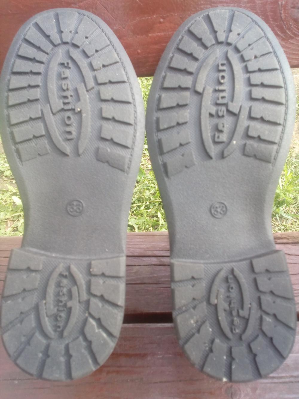 Ботинки. Porsche Fashion. Р-р 33