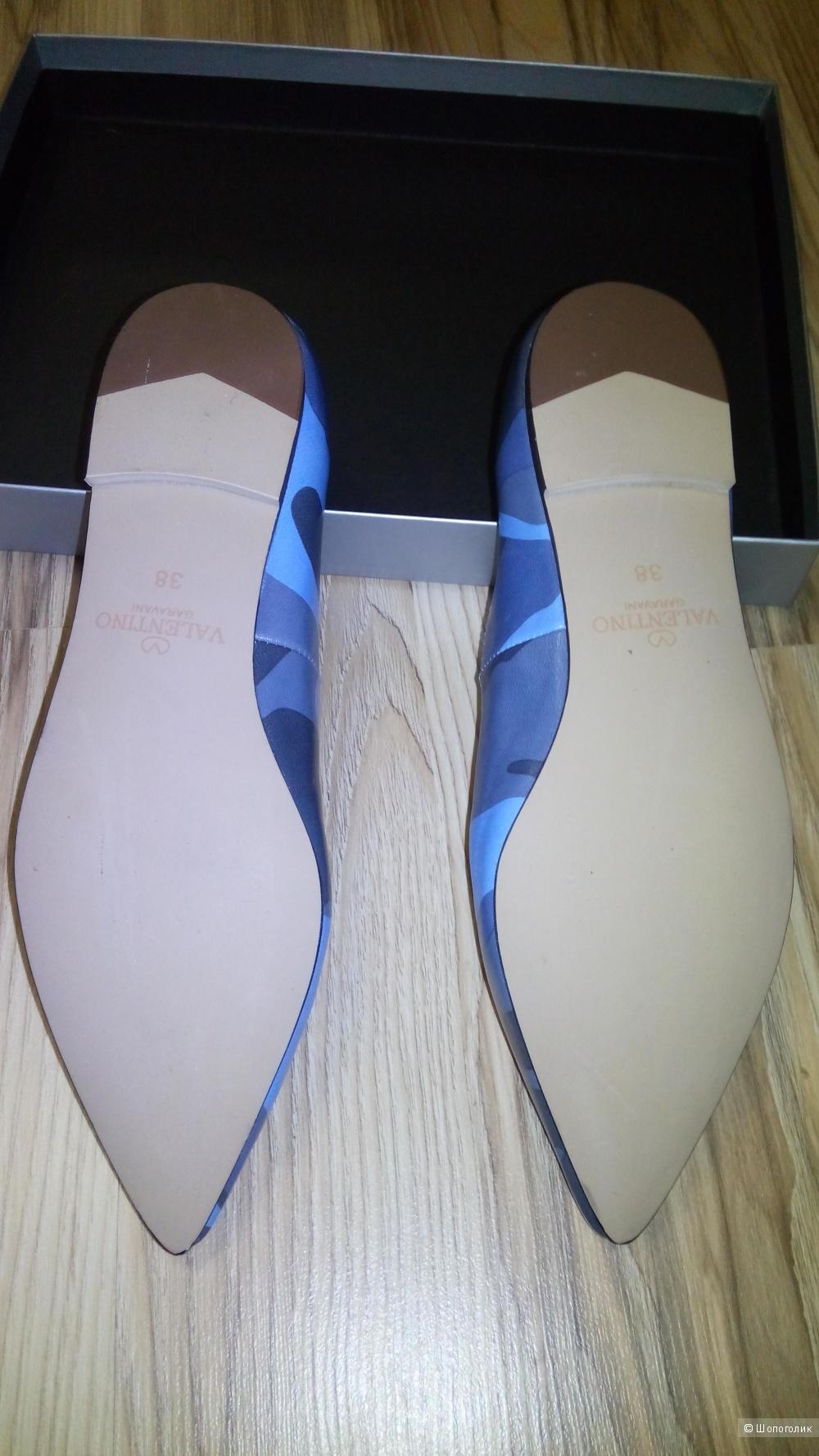 Балетки Valentino 37 размер