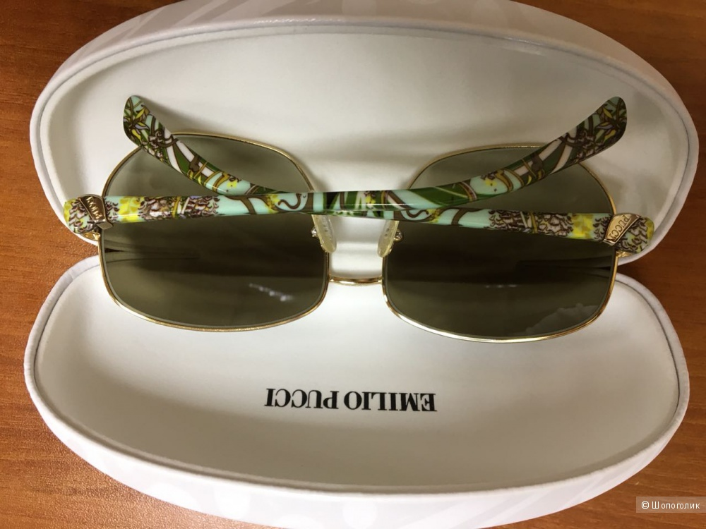 Очки солнцезащитные Emilio Pucci