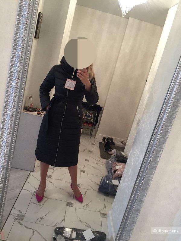 Пуховое пальто Naumi, размер 46
