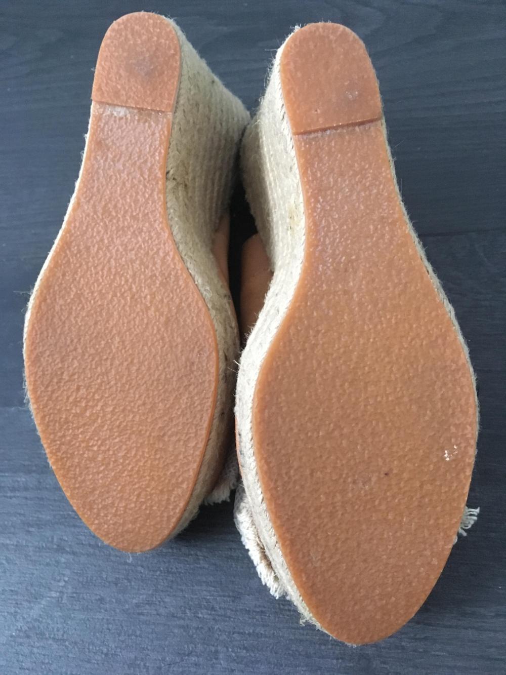 Босоножки Prada, 38 размер