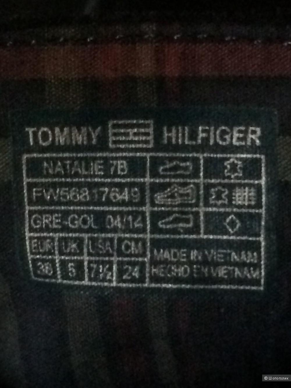 Ботильоны Tommy Hilfiger 38 размера.