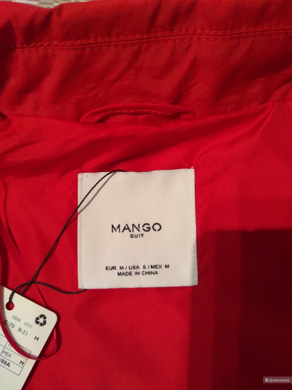 Плащ MANGO размер М