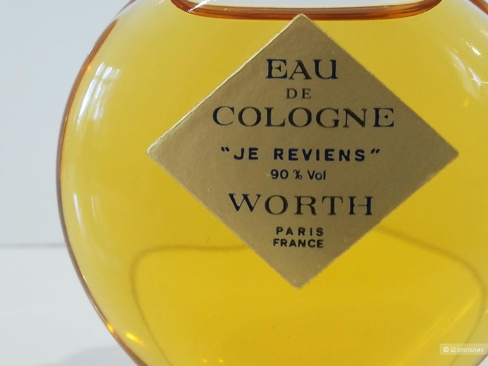 Флакон аромата 30 мл. -  Je Reviens Worth, EDC