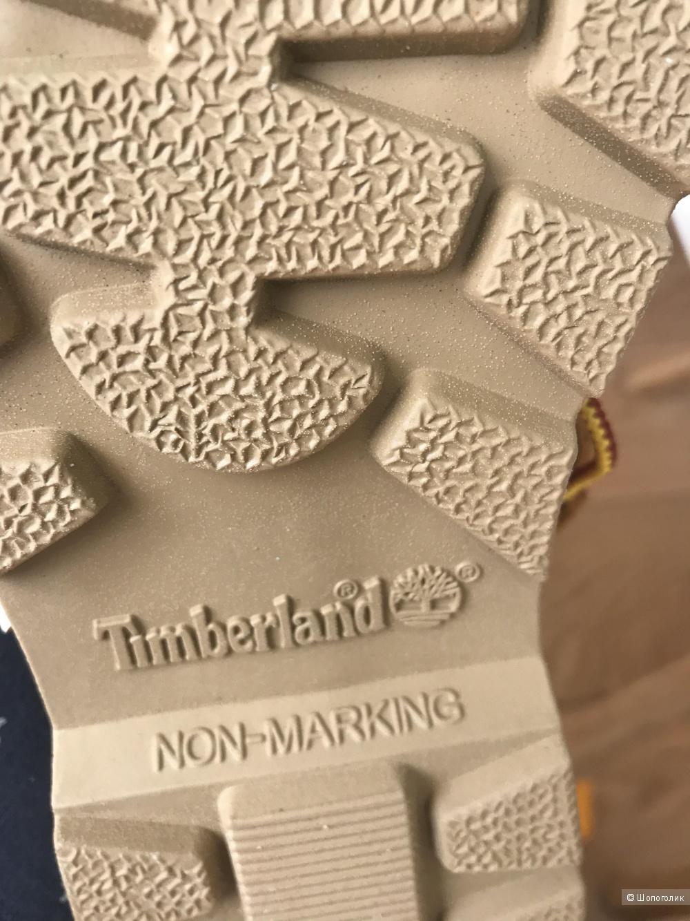 Ботинки демисезонные timberland размер  1.5 us