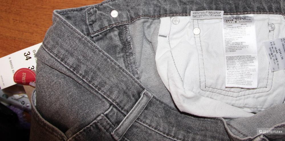 Джинсы Levis 511™ Slim Fit размер W34L36
