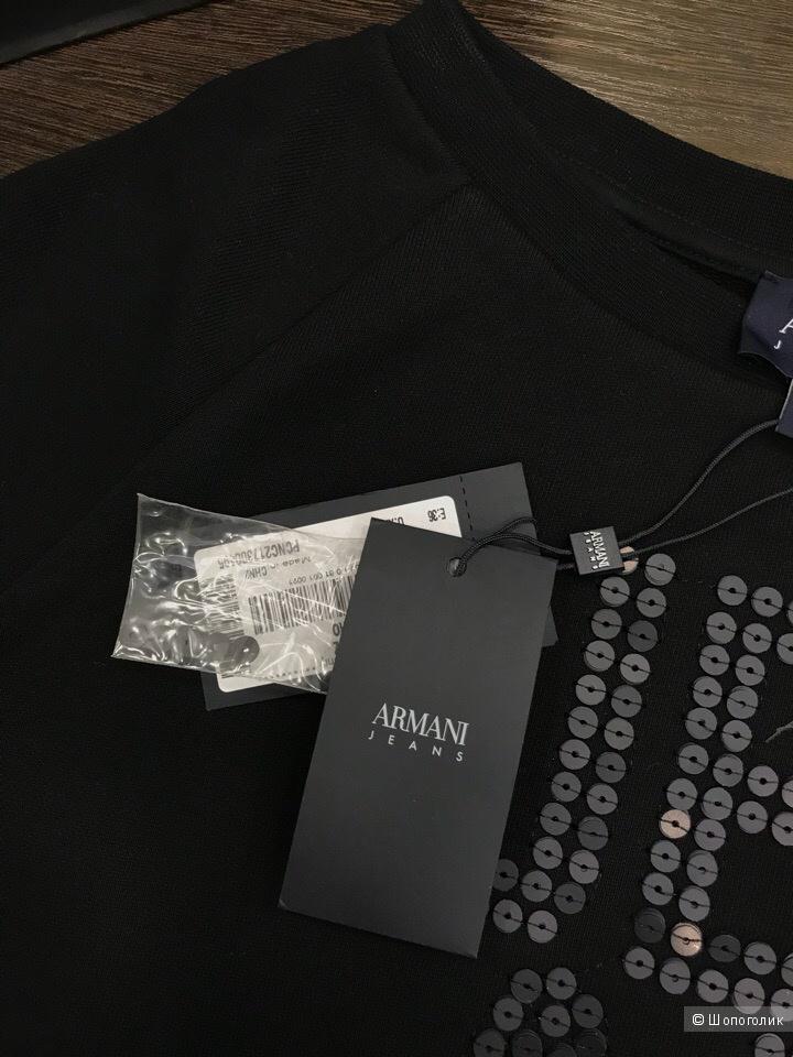 Женский джемпер Armani Jeans, размер 36, 38, 42, 44, 46
