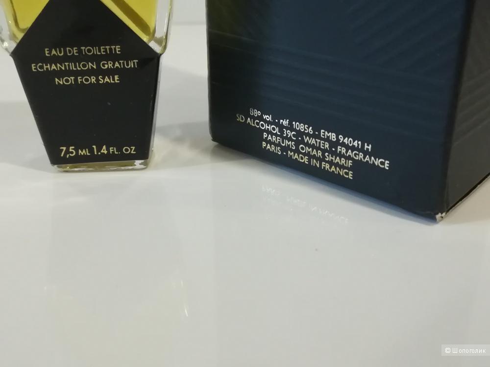 Миниатюра 7,5 мл - Pour Femme Omar Sharif  EDT