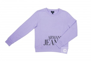 Женский свитшот Armani Jeans, размер XXS, XS, S, M
