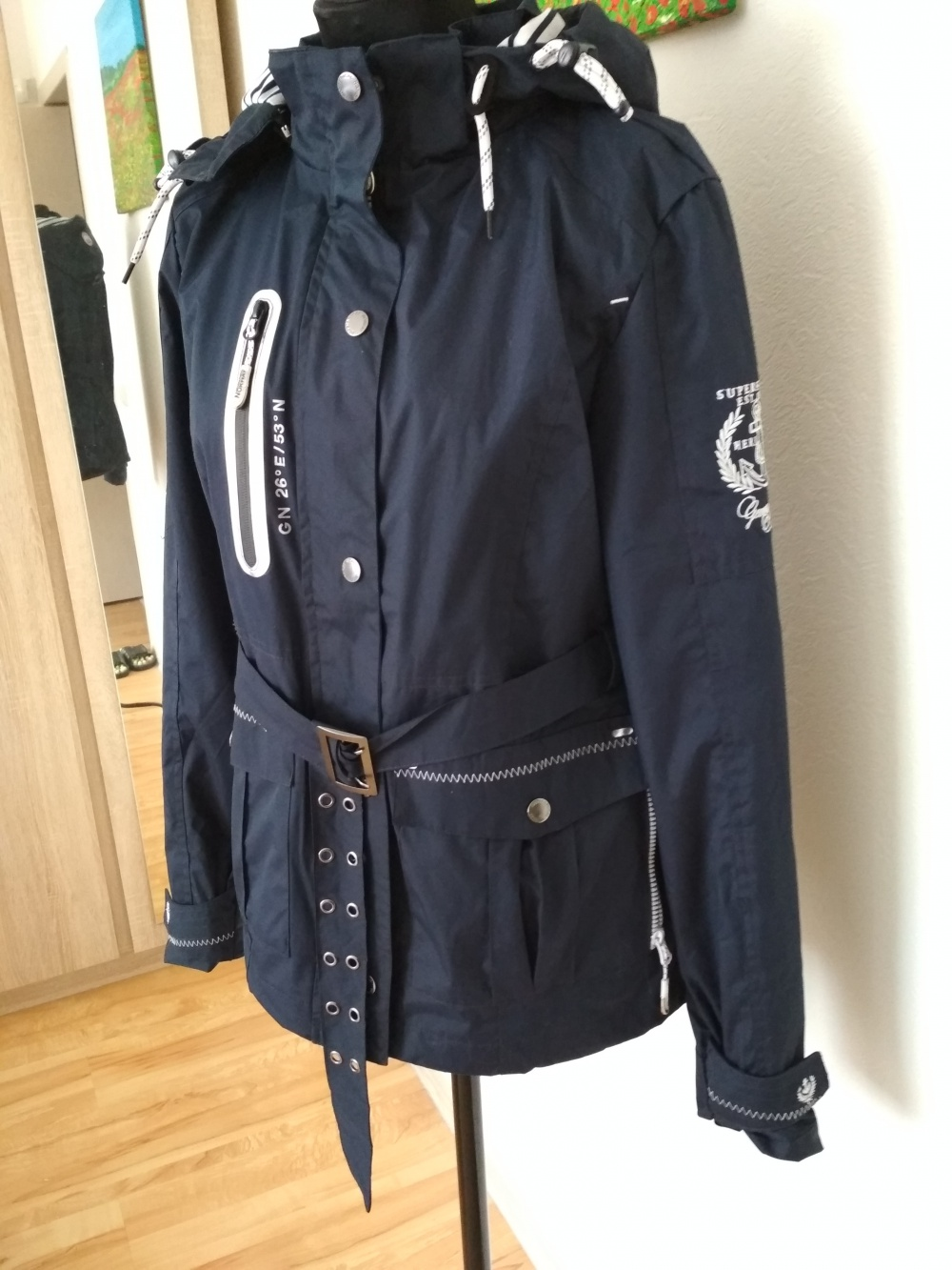 Куртка Geographical Norway Epedition, р. L