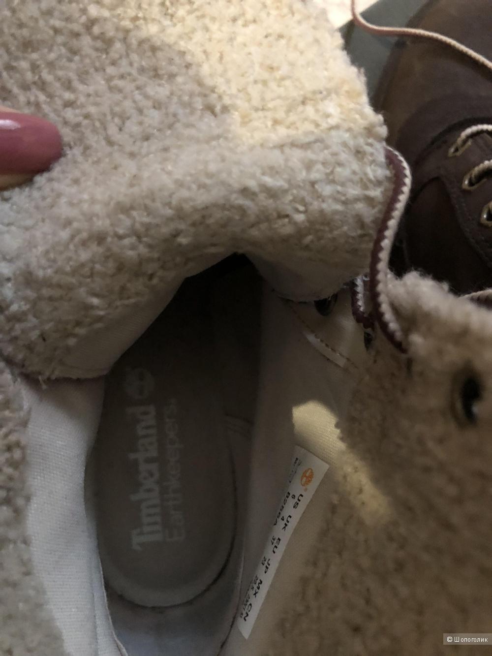 Высокие ботинки Timberland, EU37 маломерки