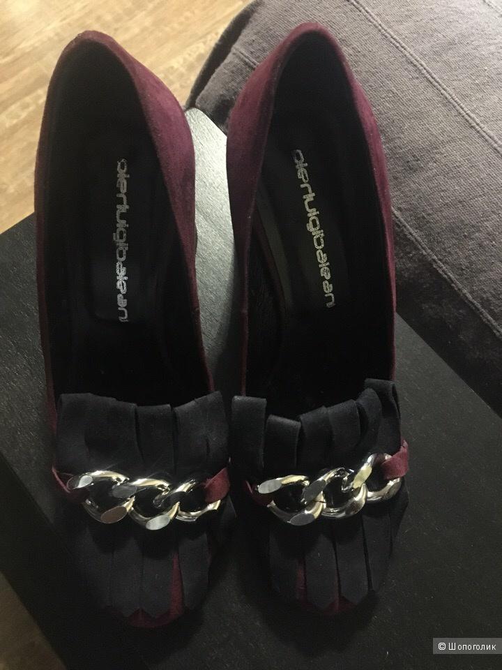 Туфли PIERLUIGIBALEANI, 35 размер