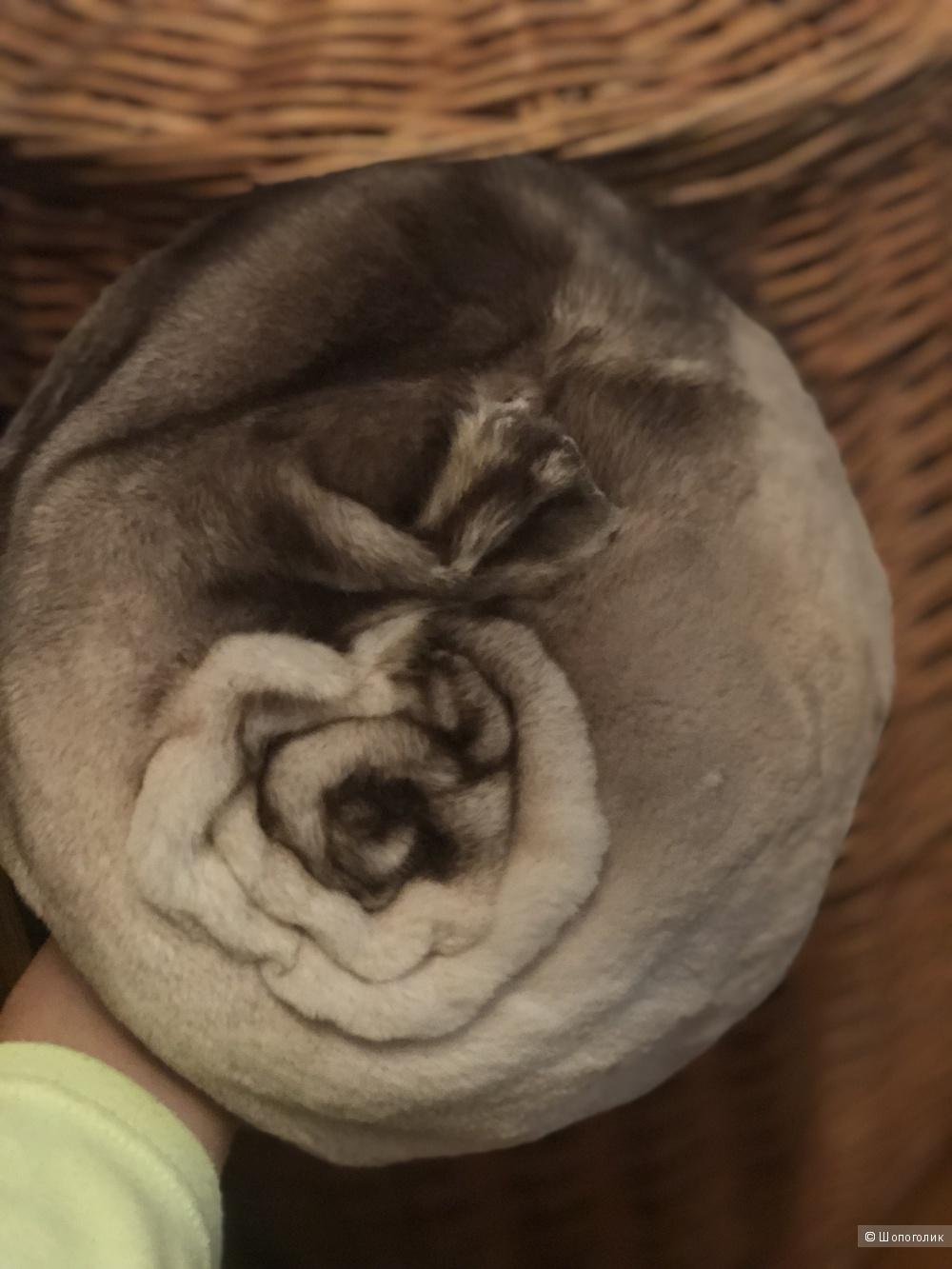 Норковый берет, one size