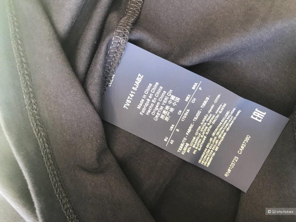 Женская футболка Armani Jeans, размеры 38, 40, 42, 44