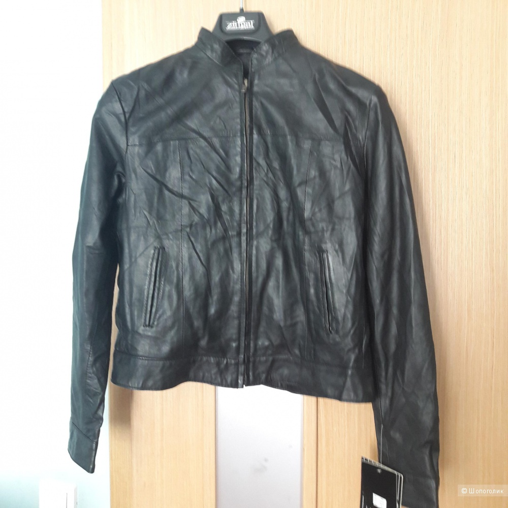 Кожаная куртка Superior размер 46