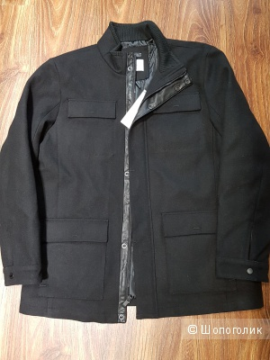 Мужское пальто CALVIN KLEIN. р. XL