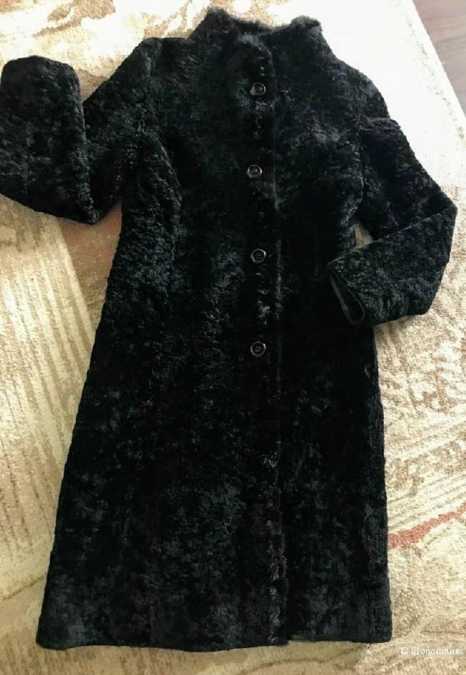 Дубленка женская harmanli, размер 44-46.