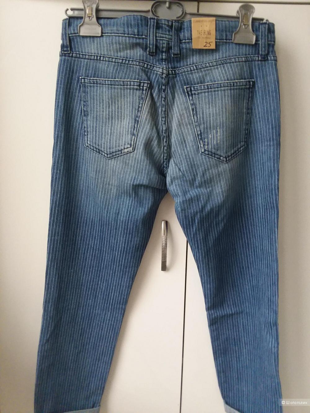 Женские джинсы CURRENT/ELLIOTT  25 размер