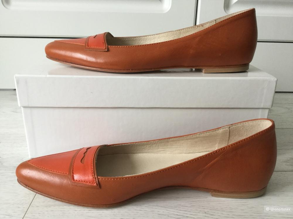 Туфли-лоферы Leonardo Principi, 37-37,5 размер