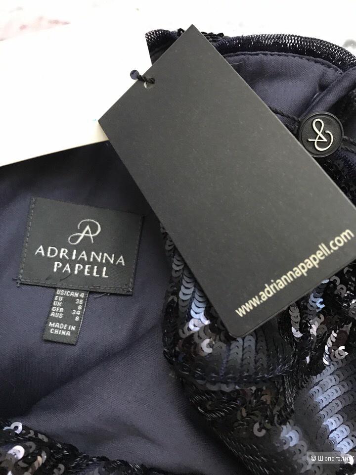 Платье Adrianna Papell S