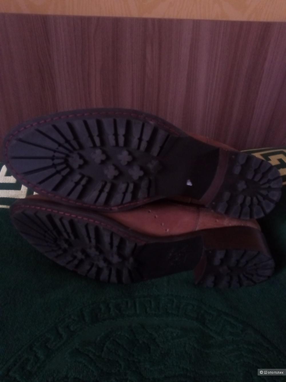 Ботинки Walter Bauer р.38
