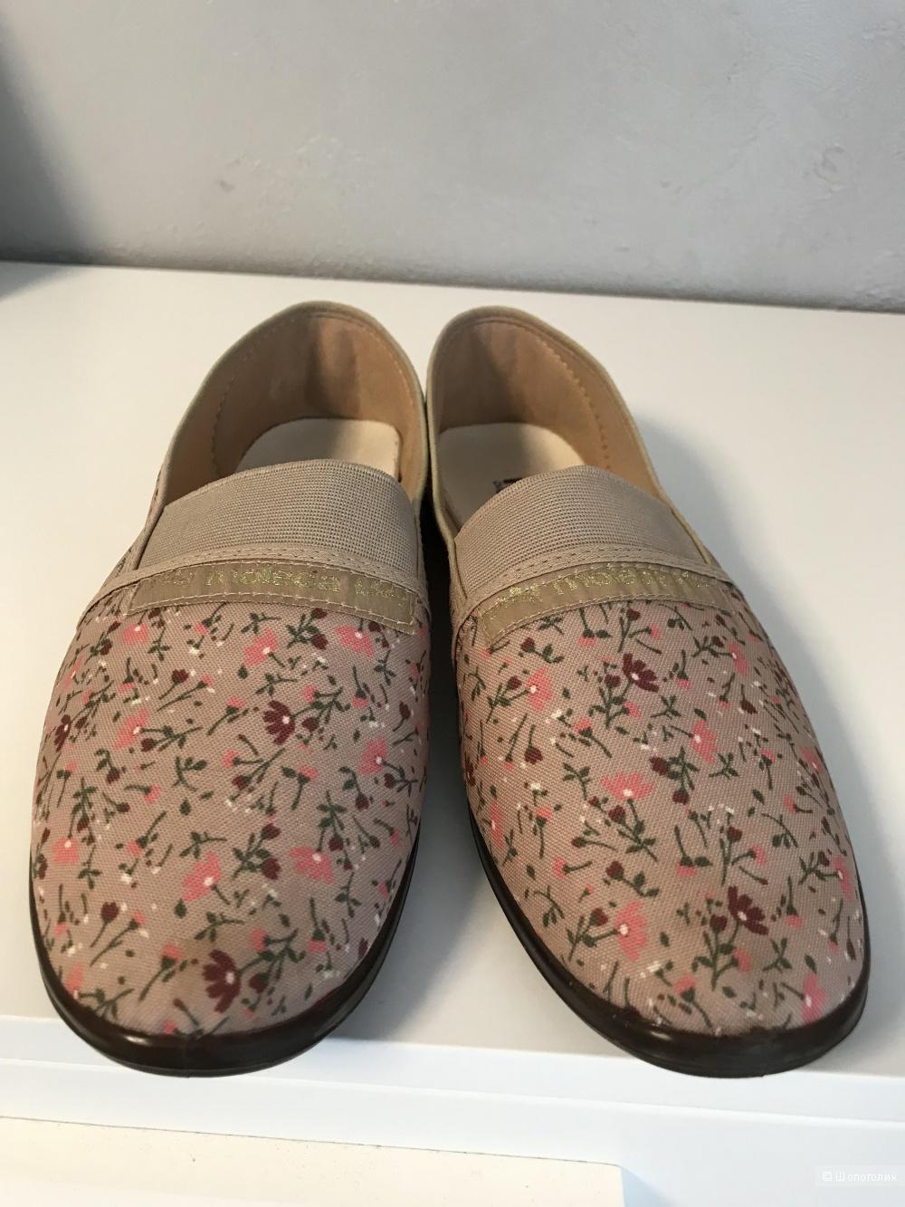 Тапочки Moleca, размер 37-38