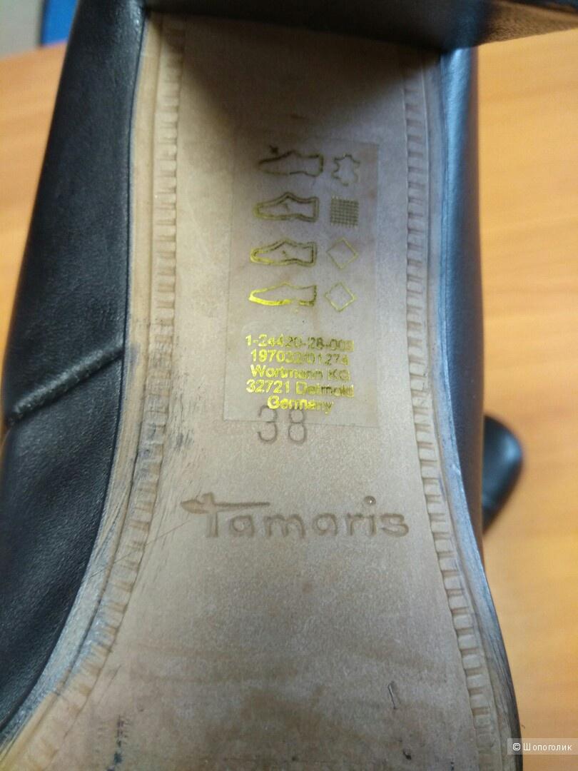Туфли Tamaris, размер 38