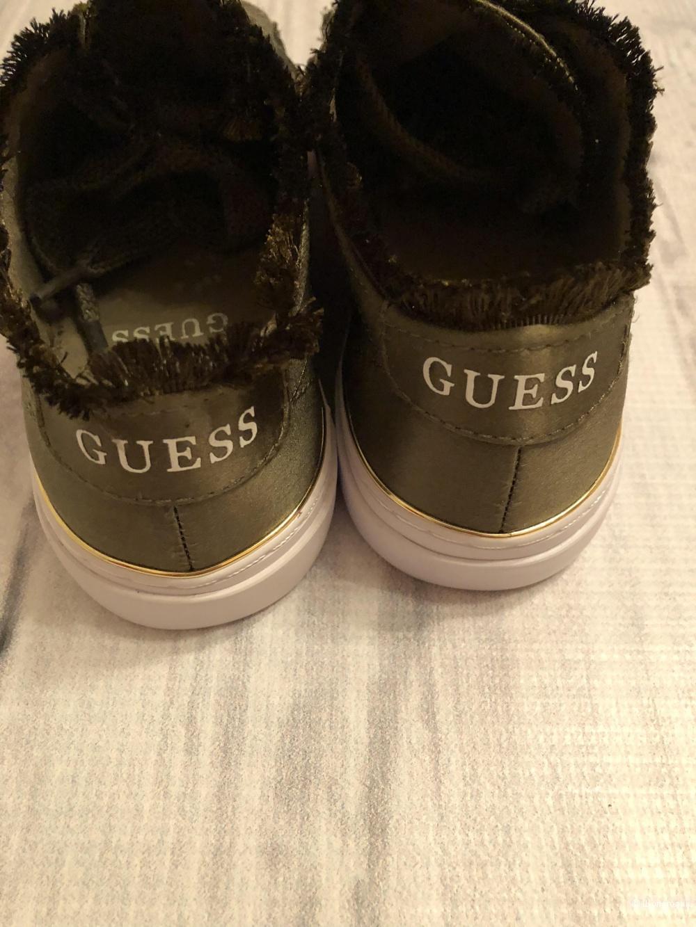 Кеды Guess, размер 35-35,5