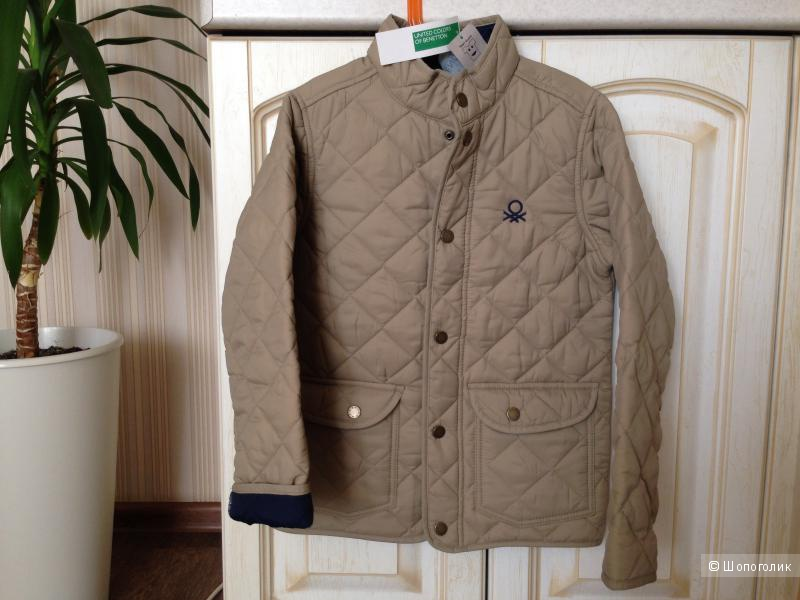 Куртка Benetton 7-8 лет (130см)