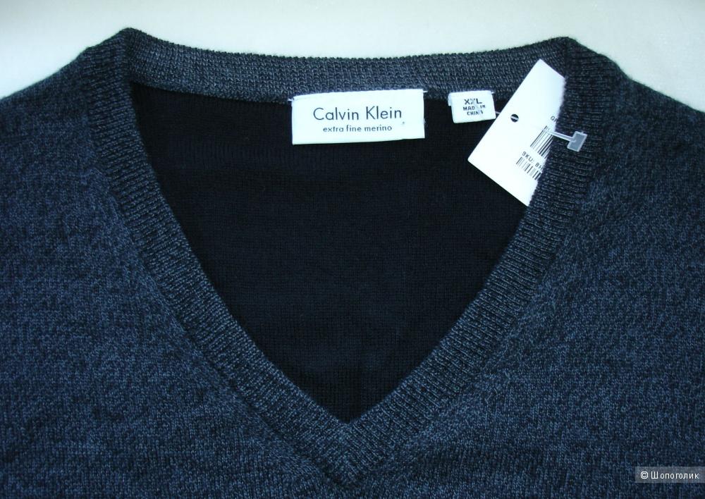 Джемпер Calvin Klein, размер XXL