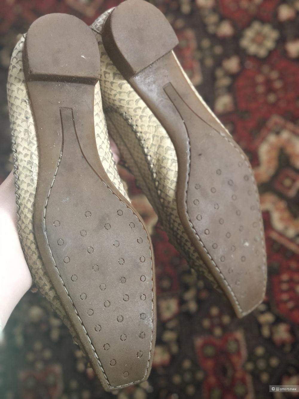 Туфли / мокасины, Tremp, 39 р