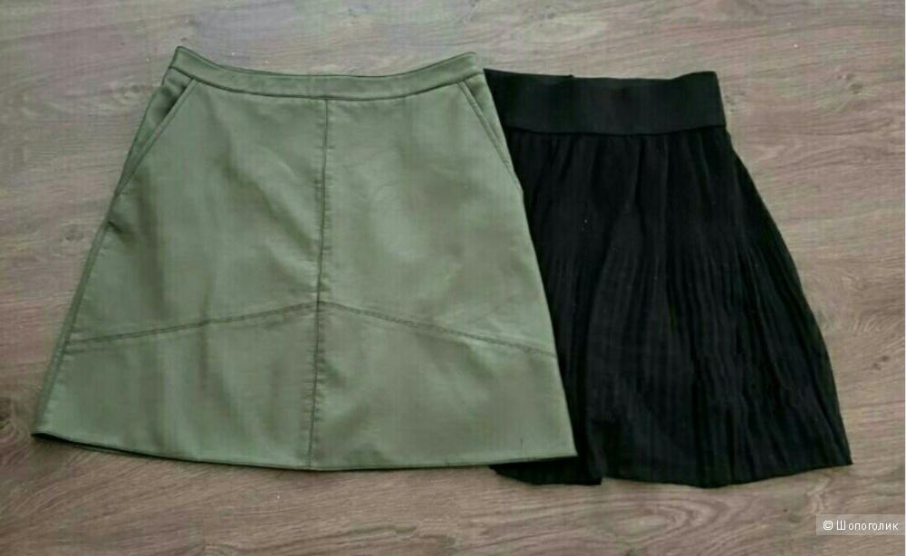 Сет:юбки мини Zara/Oodgi