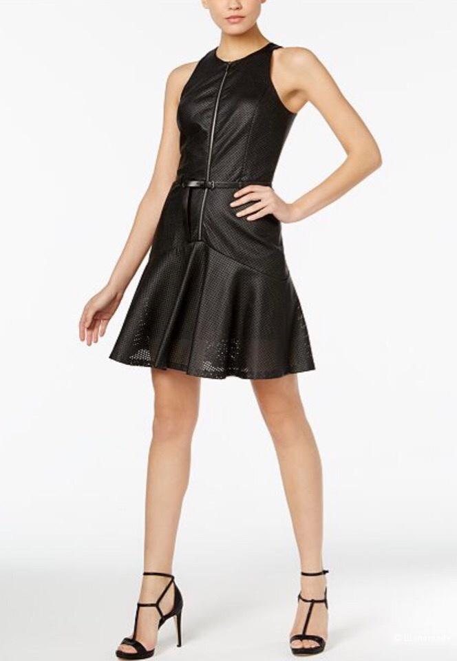 Платье и ремень от Michael Kors М