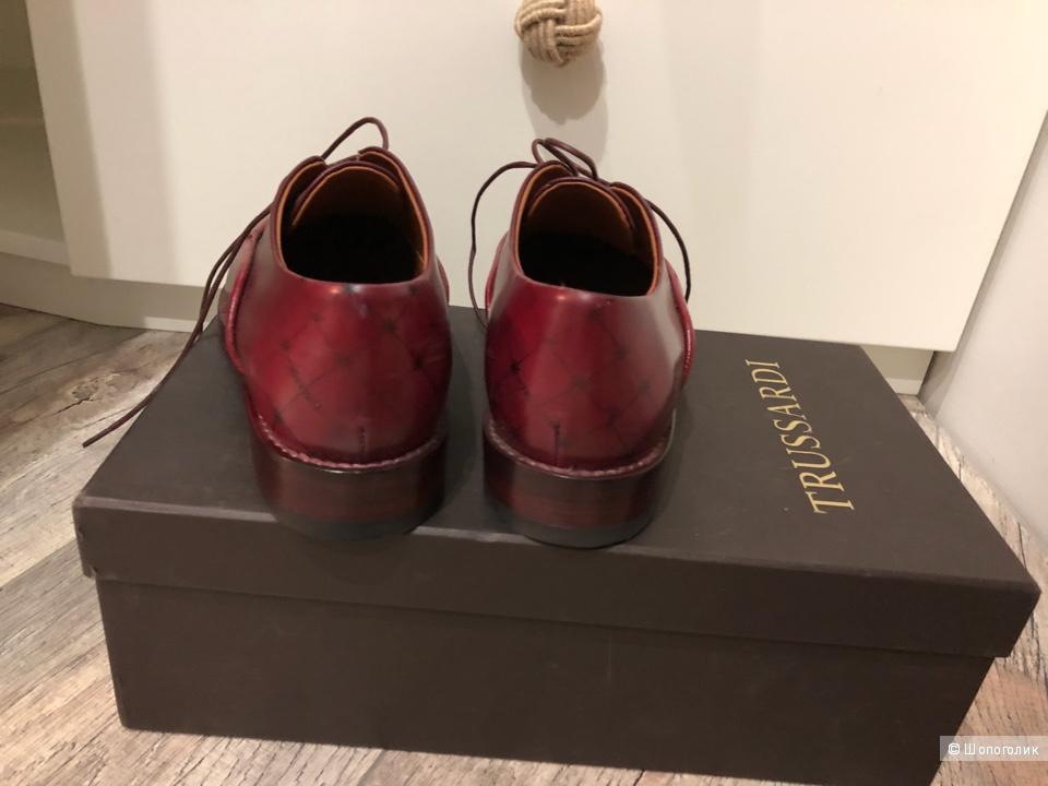 Trussardi ботинки 37 р.