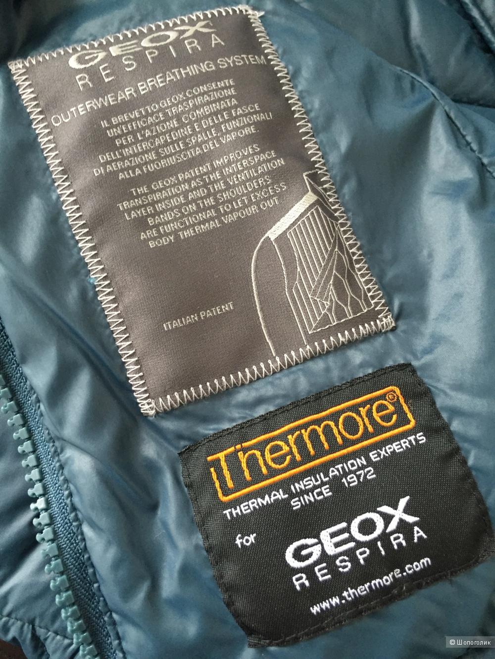 Куртка Geox  в 40 размере (российский 42 размер)