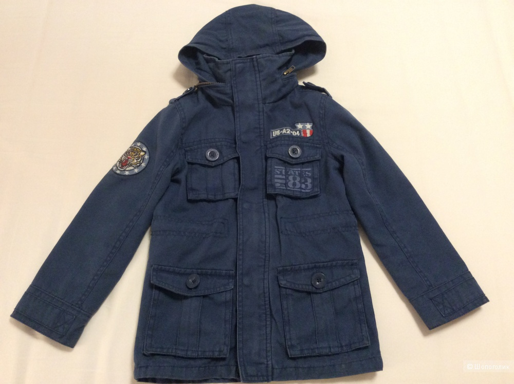 Детская куртка-парка R kids р.114