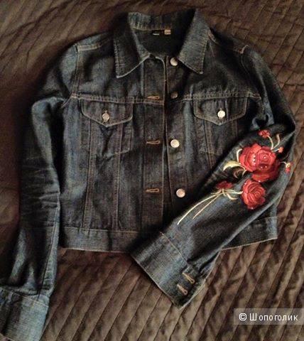 Джинсовая куртка MNG, размер S