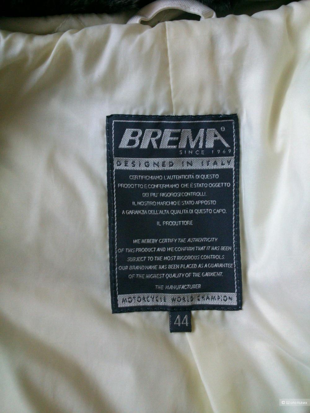 Пуховик BREMA. Размер: IT44 (на 42-44 размер).