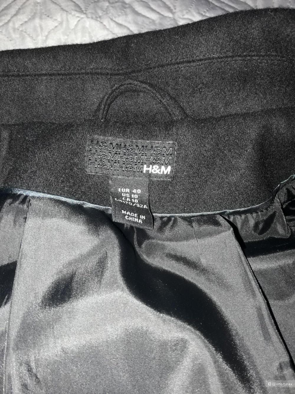 Пальто H&M, размер 46