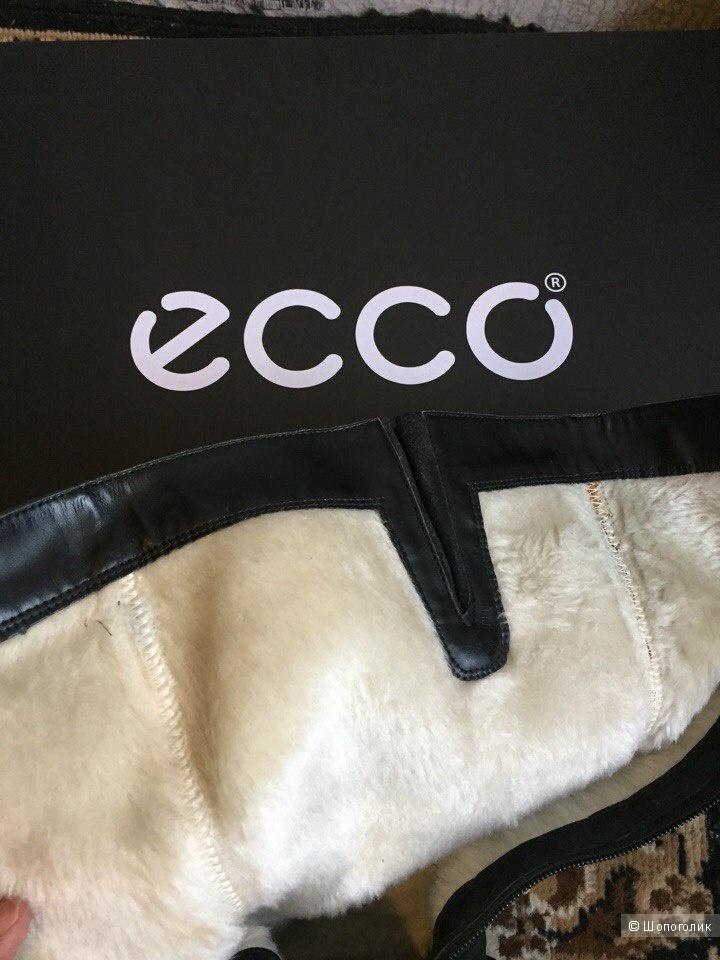 Сапоги Ecco, 38 размер, зимние