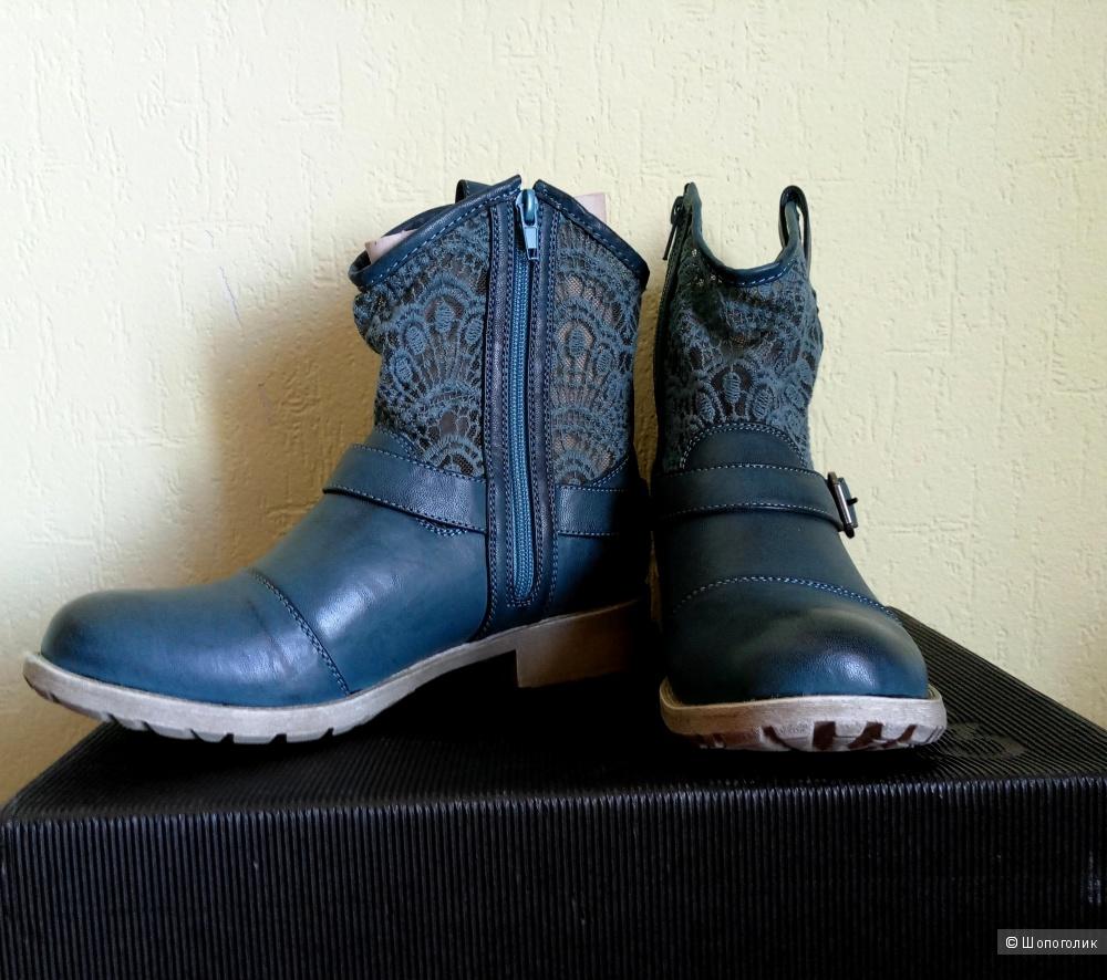 Ботинки высокие Mariamare размер 38