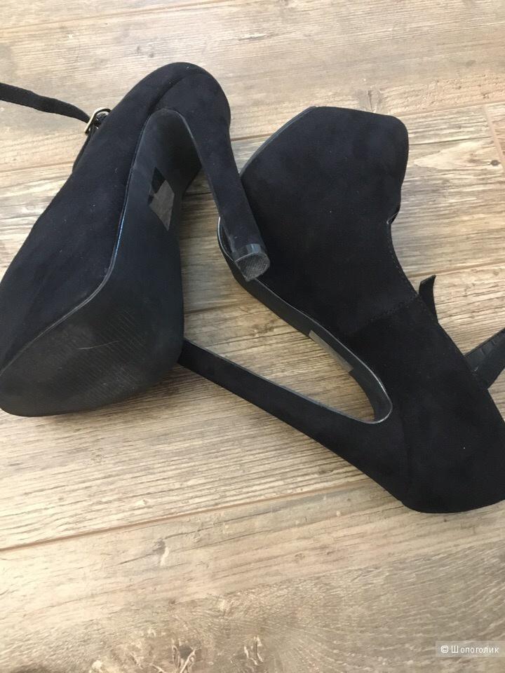 Туфли на платформе Asos UK2