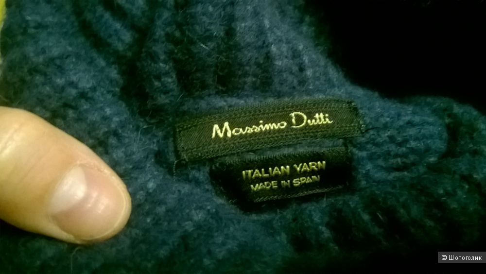 Свитер Massimo Dutti размер S